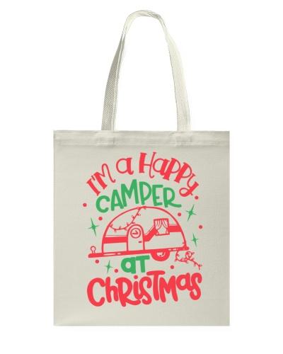 I'm A Happy Camper At Christmas TT99