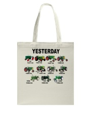 Yesterday TT99 Tote Bag tile