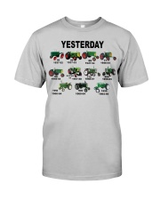Yesterday TT99 Classic T-Shirt tile