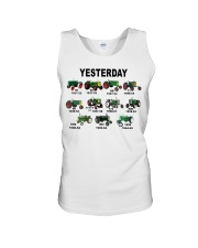 Yesterday TT99 Unisex Tank tile