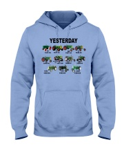 Yesterday TT99 Hooded Sweatshirt thumbnail