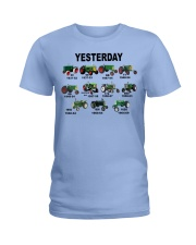 Yesterday TT99 Ladies T-Shirt tile