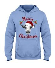 Mooey Christmas HN57 Hooded Sweatshirt thumbnail