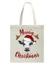 Mooey Christmas HN57 Tote Bag thumbnail