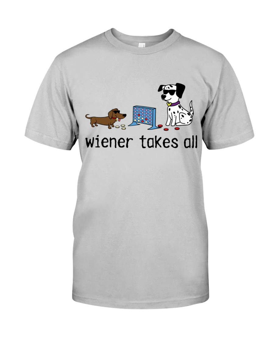 Wiener Takes All NT29 Classic T-Shirt