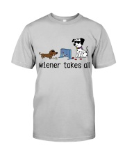 Wiener Takes All NT29 Classic T-Shirt front