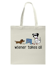 Wiener Takes All NT29 Tote Bag thumbnail