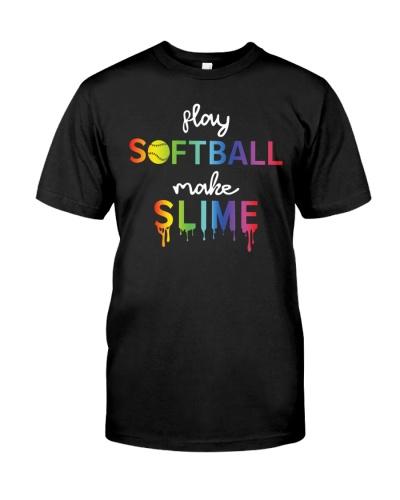 Play Softball Make Slime LV01