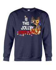 Is this jolly enough German Shepherd VD14 Crewneck Sweatshirt thumbnail