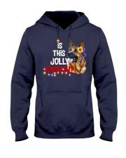 Is this jolly enough German Shepherd VD14 Hooded Sweatshirt thumbnail