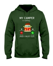 My Camper is Calling VD14 Hooded Sweatshirt thumbnail