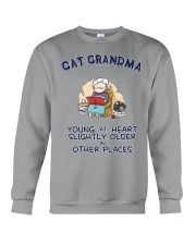Cat Grandma Young At Heart NT29 Crewneck Sweatshirt tile