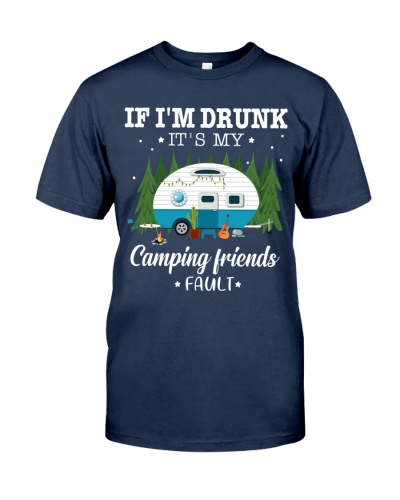 If I'm Drunk It's My Camping Friends' Fault PT27