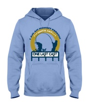 I am an honest person until say One last cast  HV9 Hooded Sweatshirt thumbnail