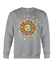 Live By The Sun Love By The Moon NO96 Crewneck Sweatshirt thumbnail