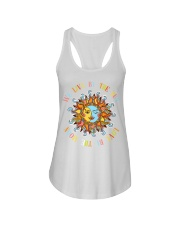 Live By The Sun Love By The Moon NO96 Ladies Flowy Tank thumbnail