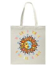 Live By The Sun Love By The Moon NO96 Tote Bag thumbnail