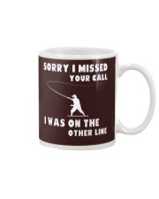 Sorry i missed your call-QT00 Mug thumbnail