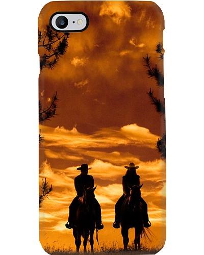 Cowboy and cowgirl TU94