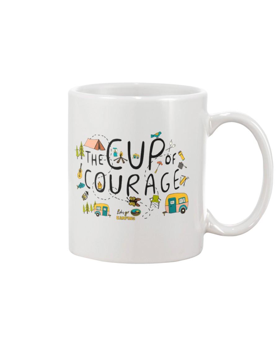 The cup of courage TN41 Mug