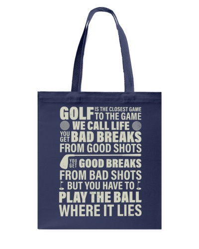 Golf LIfe - Totebag VL6