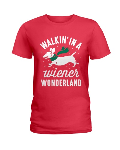 Walking In A Wiener Wonderland HN57