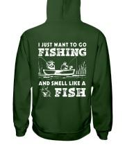 I Want To Go Fishing And Smell Like A Fish AY81 Hooded Sweatshirt thumbnail
