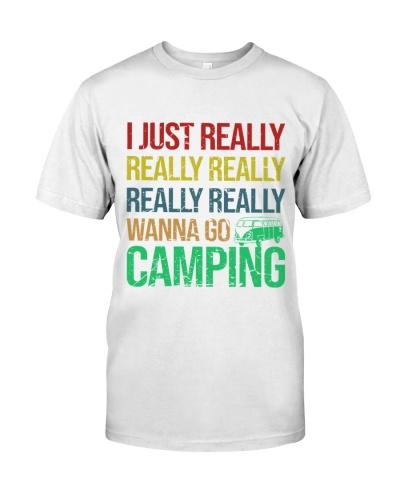 I Just Really Wanna Go Camping TT99