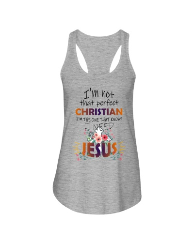 I Need Jesus HT10