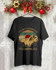 Camping Flu VD14 Classic T-Shirt lifestyle-holiday-crewneck-front-2