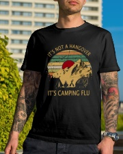 Camping Flu VD14 Classic T-Shirt lifestyle-mens-crewneck-front-8