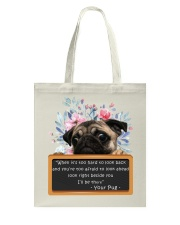 Our Pugs HT10 Tote Bag thumbnail