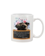 Our Pugs HT10 Mug front