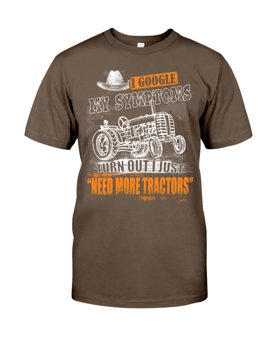 I Just Need More Tractors TT09 Classic T-Shirt