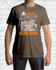 I Just Need More Tractors TT09 Classic T-Shirt lifestyle-mens-crewneck-front-1