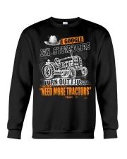 I Just Need More Tractors TT09 Crewneck Sweatshirt thumbnail