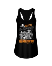I Just Need More Tractors TT09 Ladies Flowy Tank thumbnail