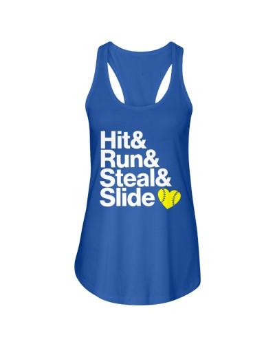 Hit Run Steal Slide TT99