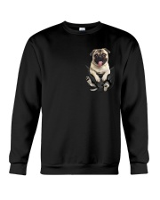 Pug Pocket TM99 Crewneck Sweatshirt thumbnail