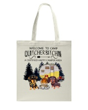 Welcome to Camp Quitcherbitchin VD14 Tote Bag thumbnail