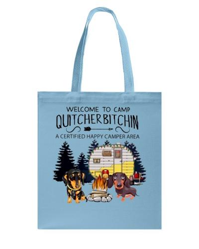 Welcome to Camp Quitcherbitchin VD14