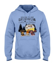 Welcome to Camp Quitcherbitchin VD14 Hooded Sweatshirt thumbnail