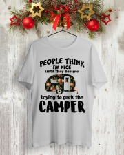 People Think I'm Nice Camping TN29 Classic T-Shirt lifestyle-holiday-crewneck-front-2