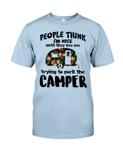 People Think I'm Nice Camping TN29