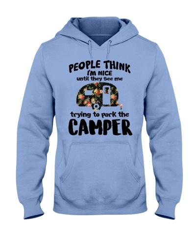 People Think I'm Nice Camping TN29