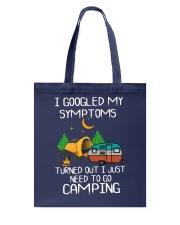 I Googled My Symptoms HT10  Tote Bag thumbnail
