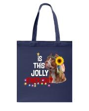 Is this jolly enough Pitbull lover VD14 Tote Bag thumbnail