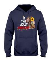 Is this jolly enough Pitbull lover VD14 Hooded Sweatshirt thumbnail