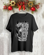 If you don't believe TM99 Classic T-Shirt lifestyle-holiday-crewneck-front-2