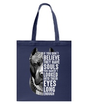If you don't believe TM99 Tote Bag thumbnail